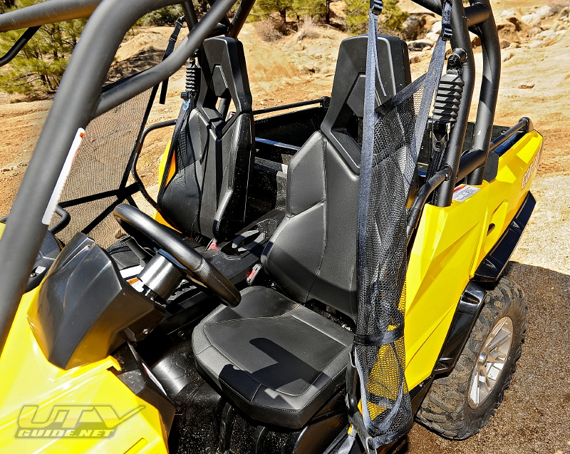 Can Am Unveils Commander 800r Side By Side Utv Weekly
