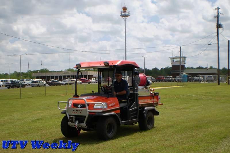 Emergency Management Agency Uses Kubota Rtv900s Utv Weekly