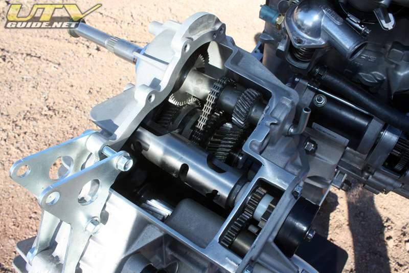 Polarisrzr Xp Transmission on Four Cylinder Engine Balance