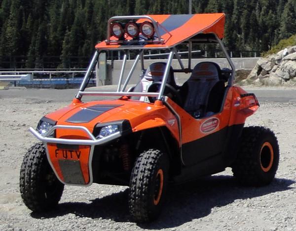 Polaris RZR 170 Built By Factory UTV