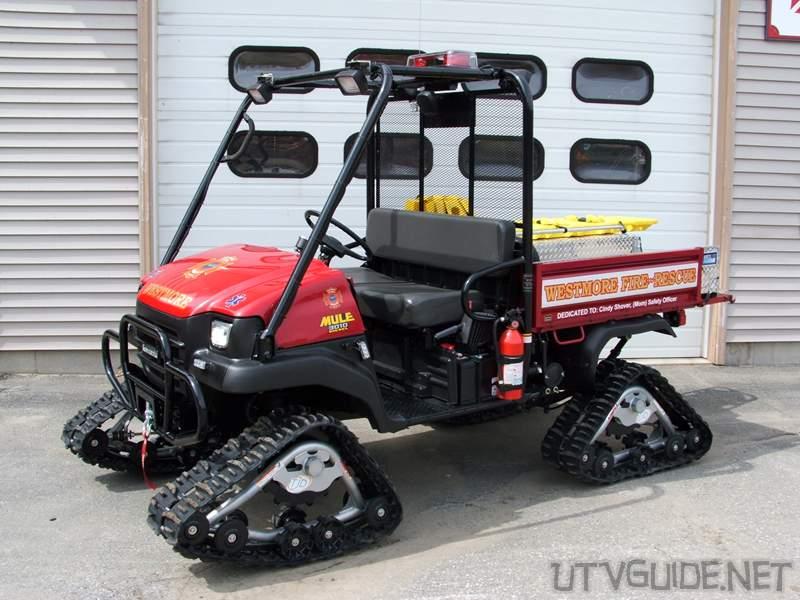 Kawasaki Mule – Westmore Fire & Rescue