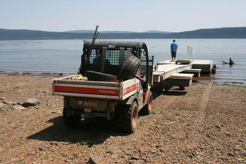 Bobcat Toolcat 5600 Utility Work Machine: One Vehicle Accomplishes The Work of Many