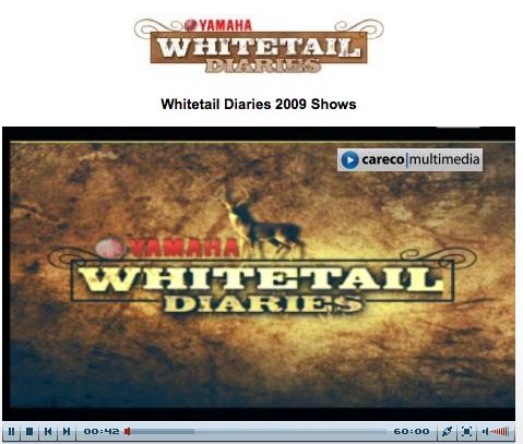 Yamaha's Whitetail Dairies Hits 22 Weeks of Hunting