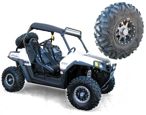 polaris ranger  ranger rzr wheel beadlock conversion    omf utv weekly
