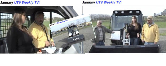 UTV Weekly TV Features the Bobcat