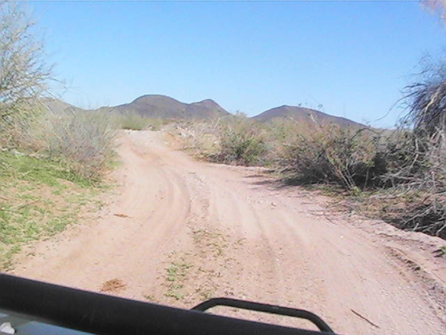 Big Horn Mountain UTV Trail