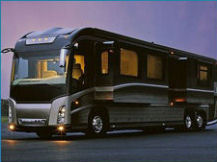 Luxury Motorhome Sales and Goss RV Motorhome Rentals Are Selected For Prestigious HGTV.com 2010 Travel Showcase