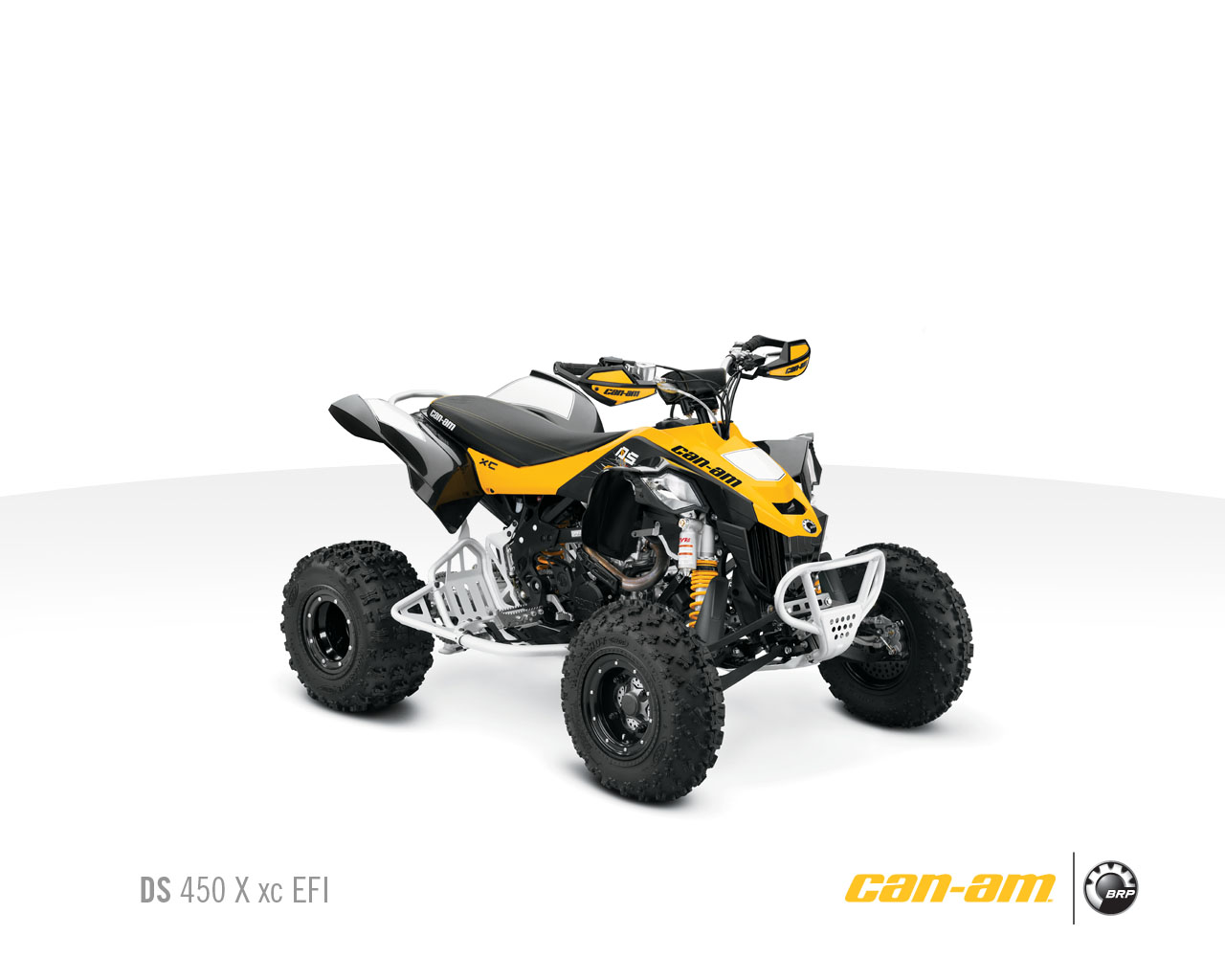 can am rolls out the 2011 ds 450 atv family utv weekly. Black Bedroom Furniture Sets. Home Design Ideas