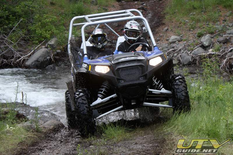 New Model Year 2011 Polaris RZR Videos Posted on YouTube