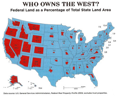 The CLEAR Act of Another Federal Land Grab