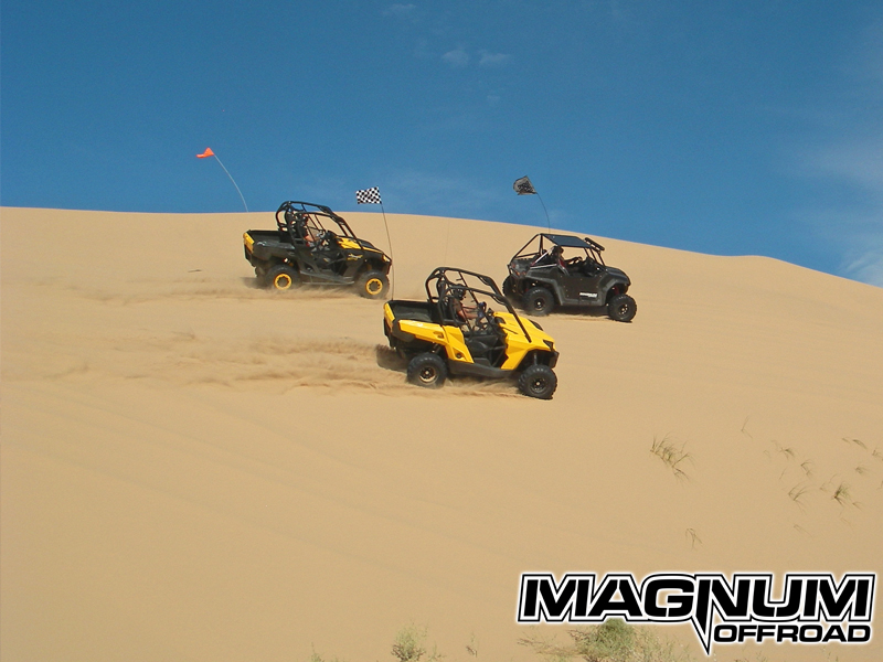 Can-Am Commander Review from Magnum Offroad