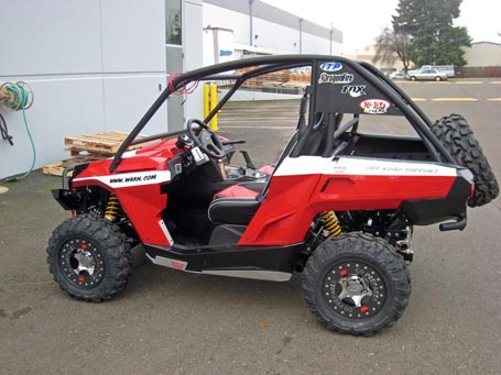 WARN Can Am Commander Project