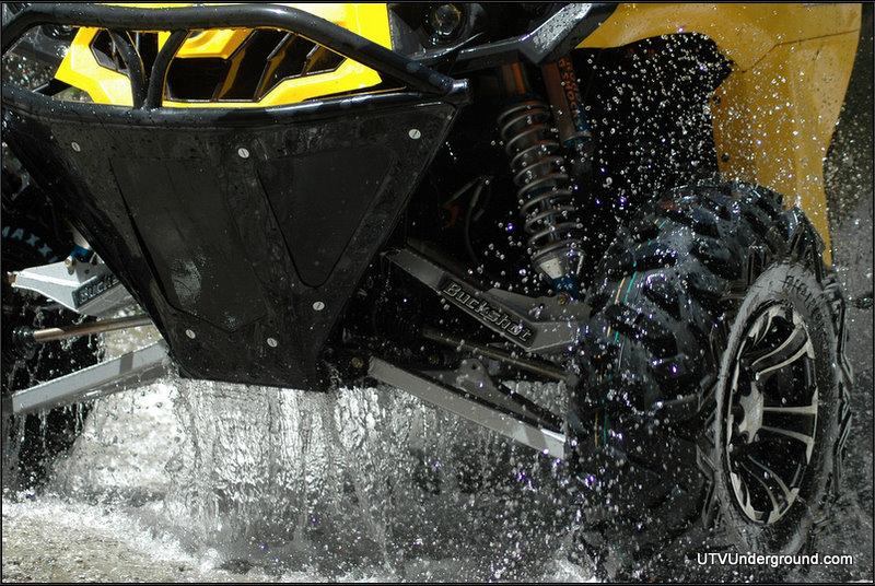 UTVUnderground Review of the New Buckshot Racing Can-Am Commander Long Travel Kit