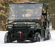 UTV's in the Workplace – Fire, Rescue, Military and More