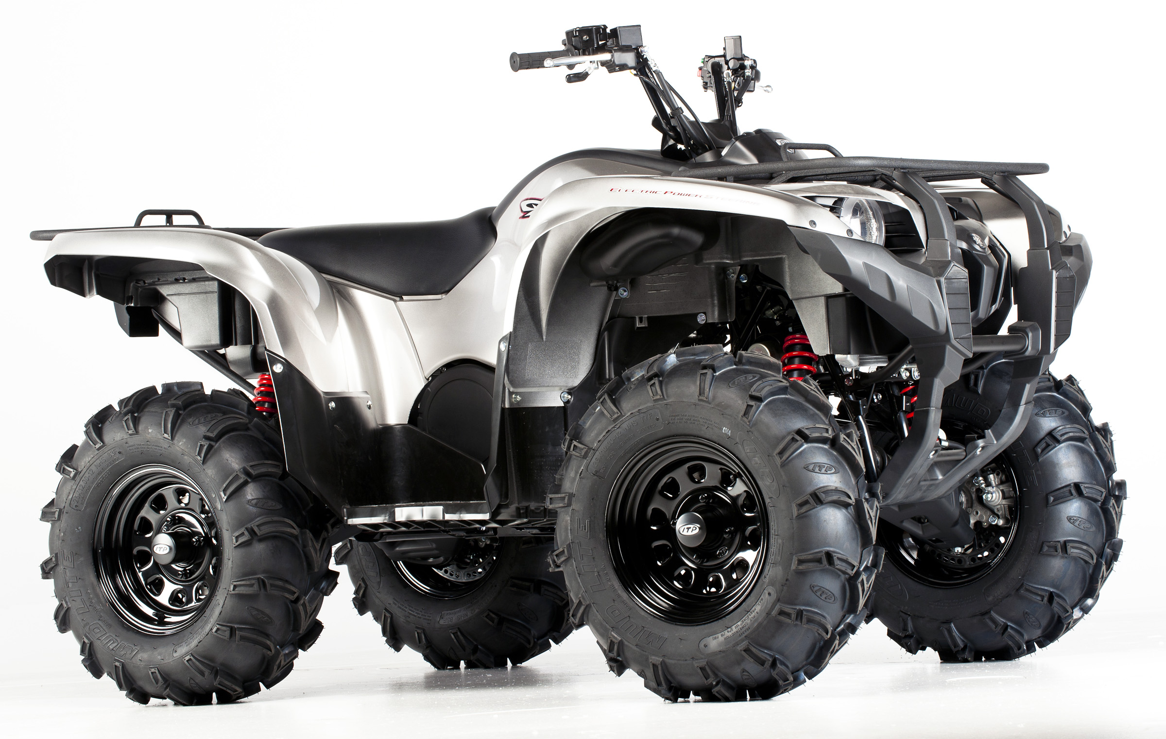 Yamaha Grizzly Rim Offset