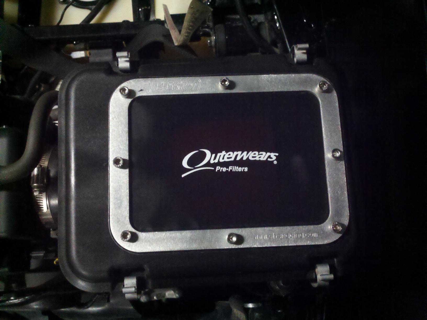 EHS Airbox Mod For The Kawasaki Teryx