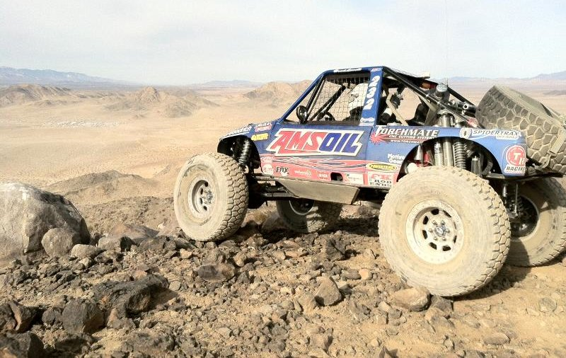 AMSOIL LOVELL FINISH 6TH OVERALL AT KING OF THE HAMMERS