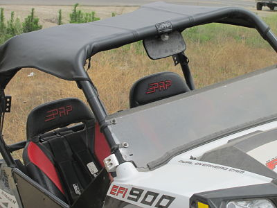 PRP Seat's Line-up Of Soft Tops For UTV's