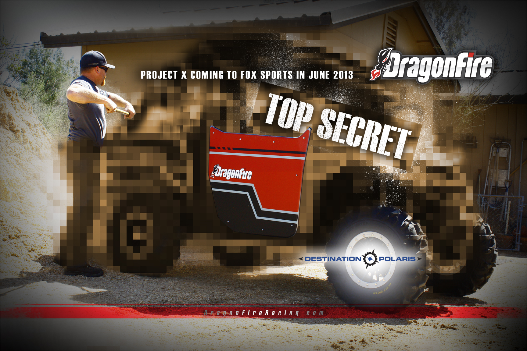 DRAGONFIRE PROJECT X3 DECLASSIFIED