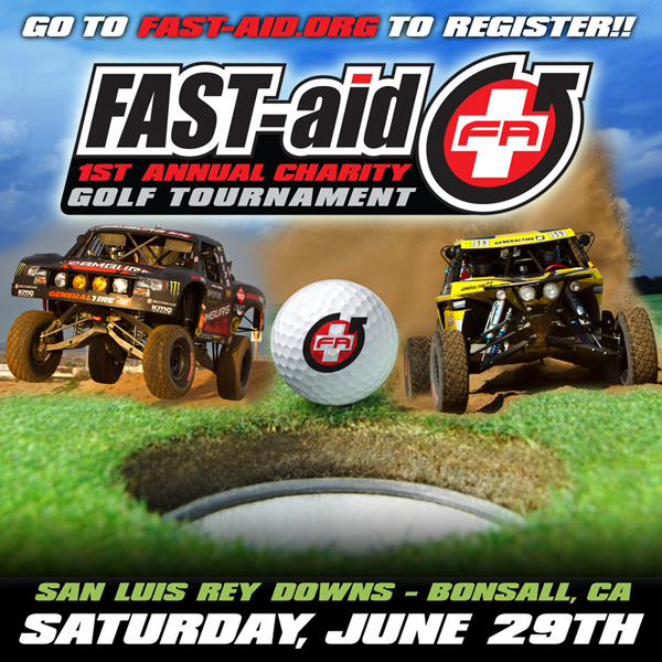 Fast-Aid Announces 1st Annual Golf Tournament Fundraiser – June 29th, 2013
