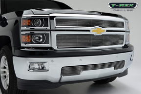 Introducing New T-REX Grilles for the 2014 Chevrolet Silverado 1500