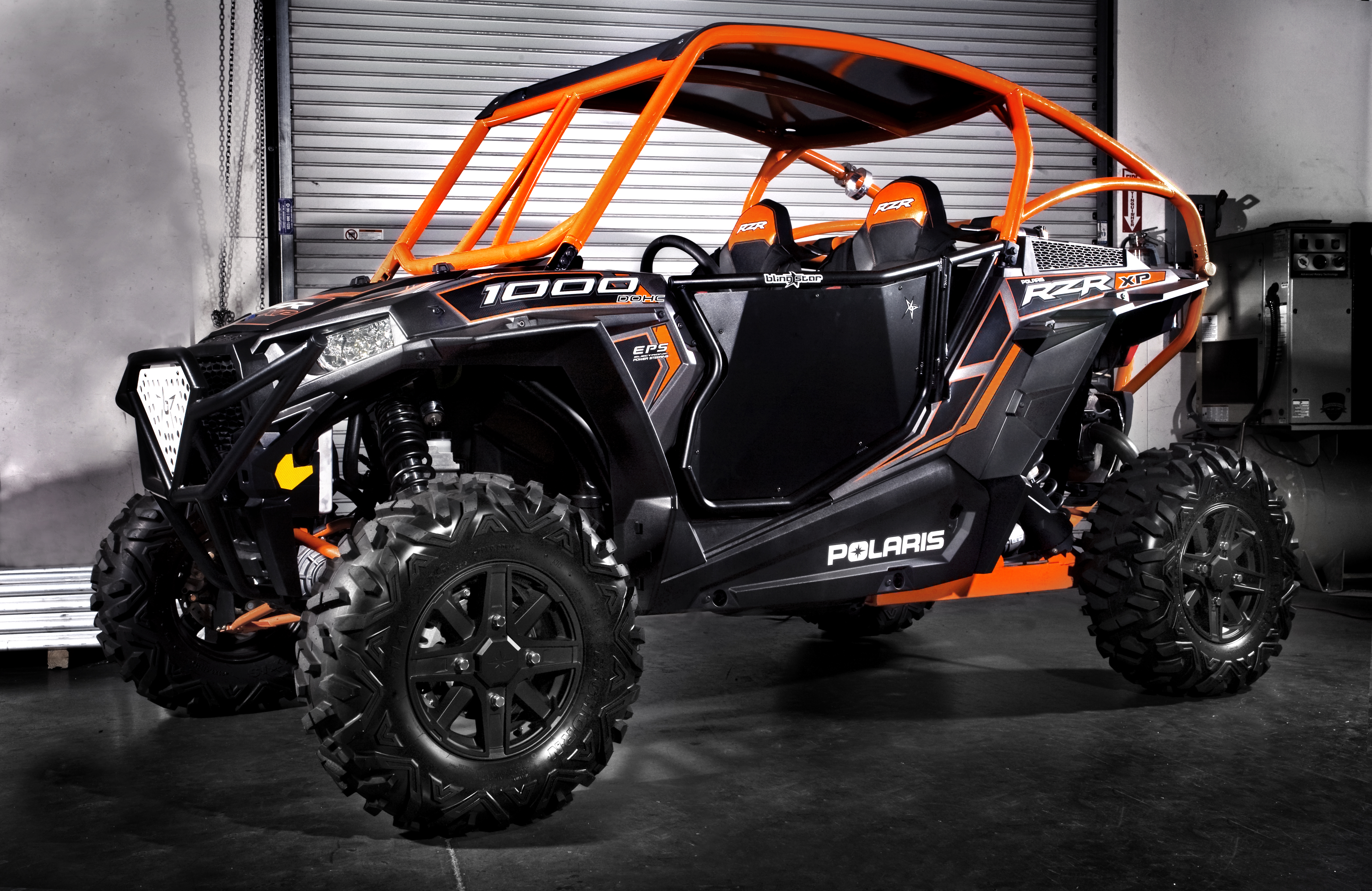 Rzr xp1000 accessories by blingstar utv weekly utv weekly for Yamaha rzr 1000