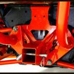 DragonFire H.D. Rear Receiver Hitch Mounts