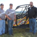 HENDERSHOT WINS WEXCR, AWRCS TITLES WITH MAVERICK