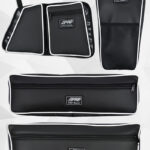 PRP Seats Introduces new RZR Storage Options with White Piping