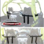Factory UTV Can Am Maverick X ds Turbo Steel Harness Bar