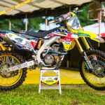 Suzuki's Roczen, Tickle and Baggett Excel at RedBud