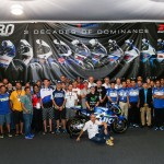 Suzuki Unveils Red/Black 30 year Commemorative Edition 2016 GSX-R1000 at Indy MotoGP Event