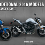 Suzuki Announces Remaining 2016 Models
