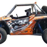 CageWrx introduces the new Baja Spec UTV roll cage for the Polaris RZR XP 1000