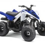Yamaha's 2017 Youth ATVs Available for the Holidays