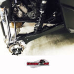 Factory UTV Can-Am X3-XRS UHMW Trailing Arm Guards
