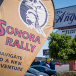 Stage 1 of the 2017 Sonora Rally Complete