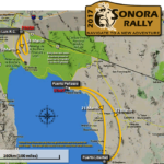 Sonora Rally Halfway Complete Entering Stage 3